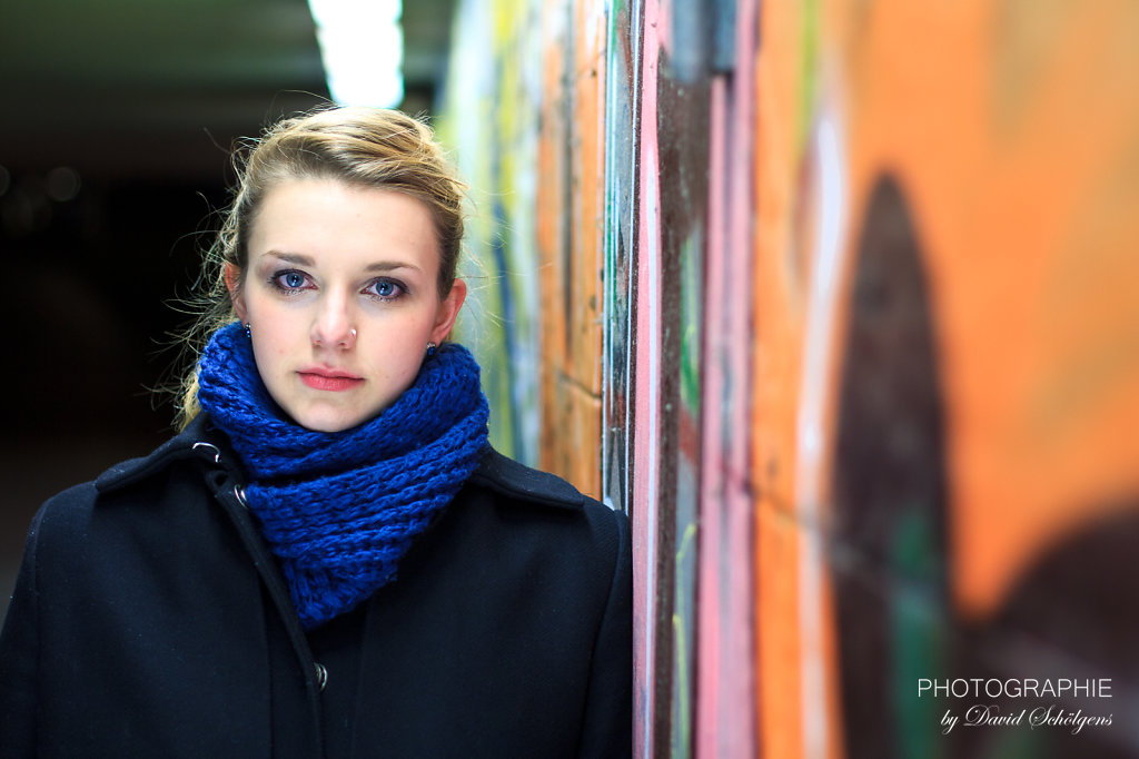City Light Portraits