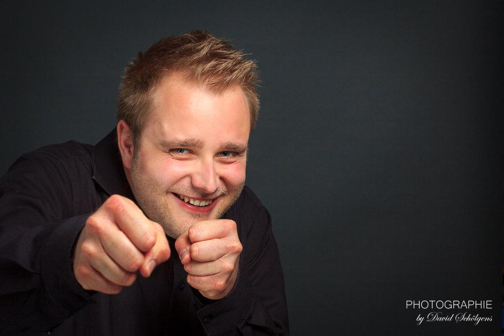 Portrait Stefan