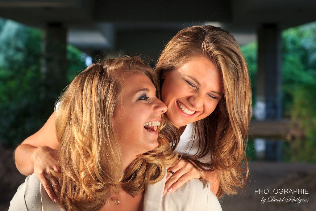 Andrea & Claudia